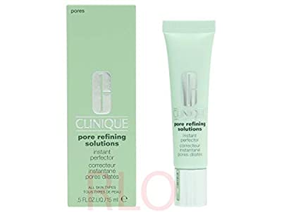 Pore Refining Solutions Instant Perfector by Clinique Invisible Light for All Skin Types / 0.5 fl.oz. 15ml