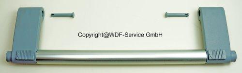Griffstangen-Set grau, für Braas/Dörken-Atelier-Fenster (BA/DA) 85/...