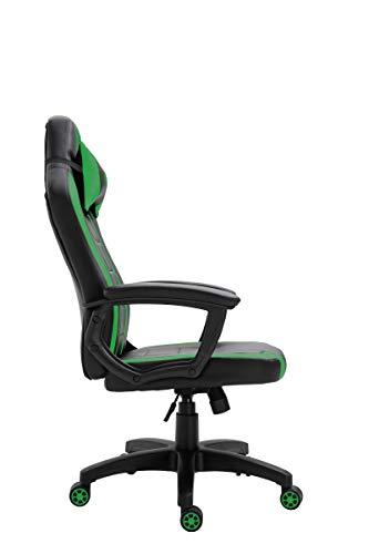 Cadeira Gamer Snake Viper Verde