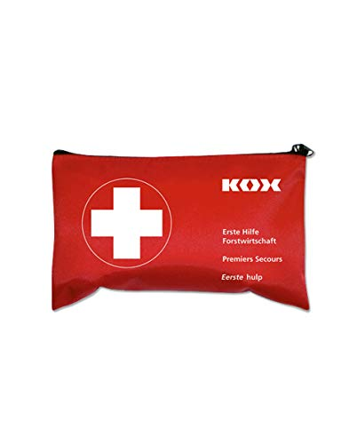 KOX Erste-Hilfe-Set Forstwirtschaft
