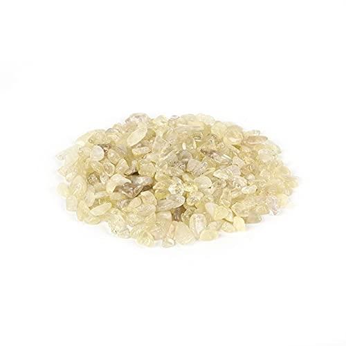 GHJGHJ Citrino Natural Cristal de Cristal Espécimen Decoración para Acuario  Energía Piedra Roca Mineral Casa Accesorio (Color : Citrine, Size : 100(5 12) mm)