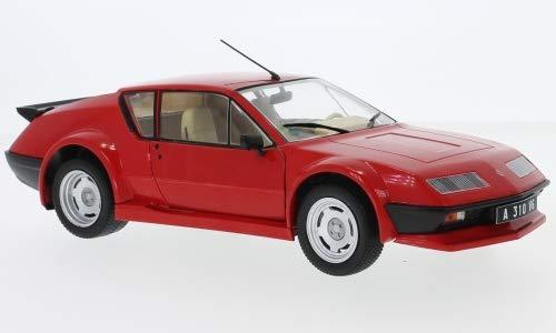 Alpine Renault A310 Pack GT, rot, 1983, Modellauto, Fertigmodell, Solido 1:18