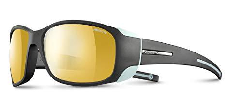Julbo Sonnenbrille Monterosa Einheitsgröße anthrazit/mintblau