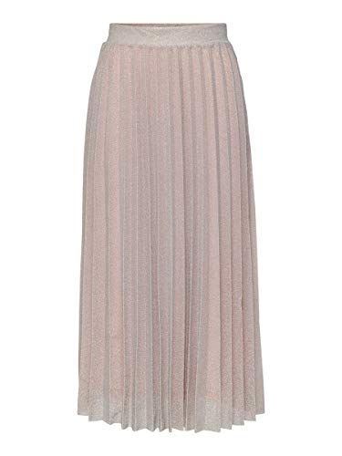 Only Dusty Pink Abbigliamento Donna Gonna 15204324