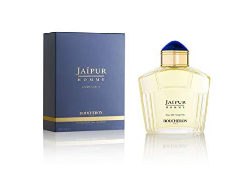 Boucheron Jaipur homme/man, Eau de Toilette Vaporisateur, 1er Pack (1 x 100 ml)