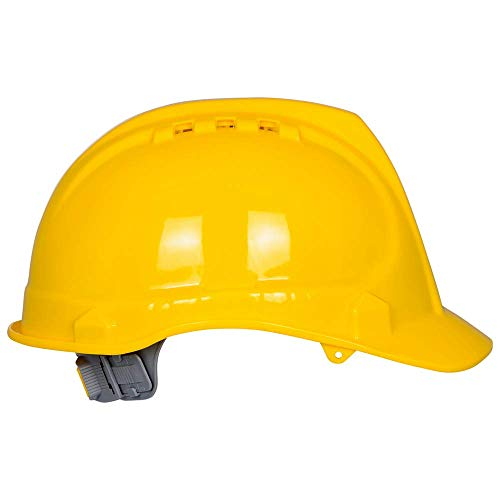 "AMSTON Safety Hard Hat, Head Protection, ""Keep Cool"" Vented..."