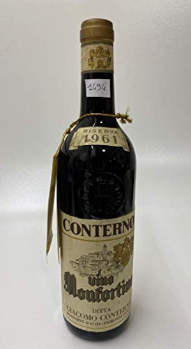 Vintage Bottle - Giacomo Conterno Barolo Monfortino Riserva 1961 0,72 lt. - COD. 1494