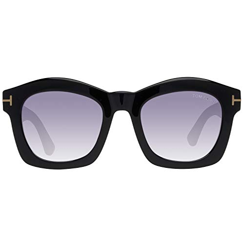 Tom Ford Sunglasses Ft0431 01Z 50 Occhiali da Sole, Nero (Schwarz), Donna