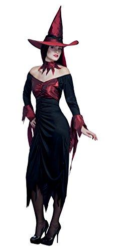 Boland Costume da Strega tenebrosa per Donna