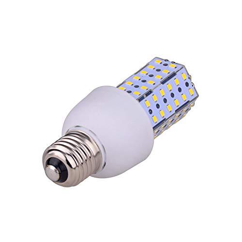 YQGOO Bombilla LED Tipo maíz de 6W, Bombillas LED de Base estándar E27, Reemplazo CFL/HPS de 18W, 360 & deg;Ángulo de Haz Adecuado para almacén de Garaje de Luces de Tienda de Gran Altura