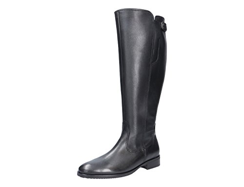 Gabor Lovell XL Damen Lange Stiefel 4 UK/ 37 EU Schwarz