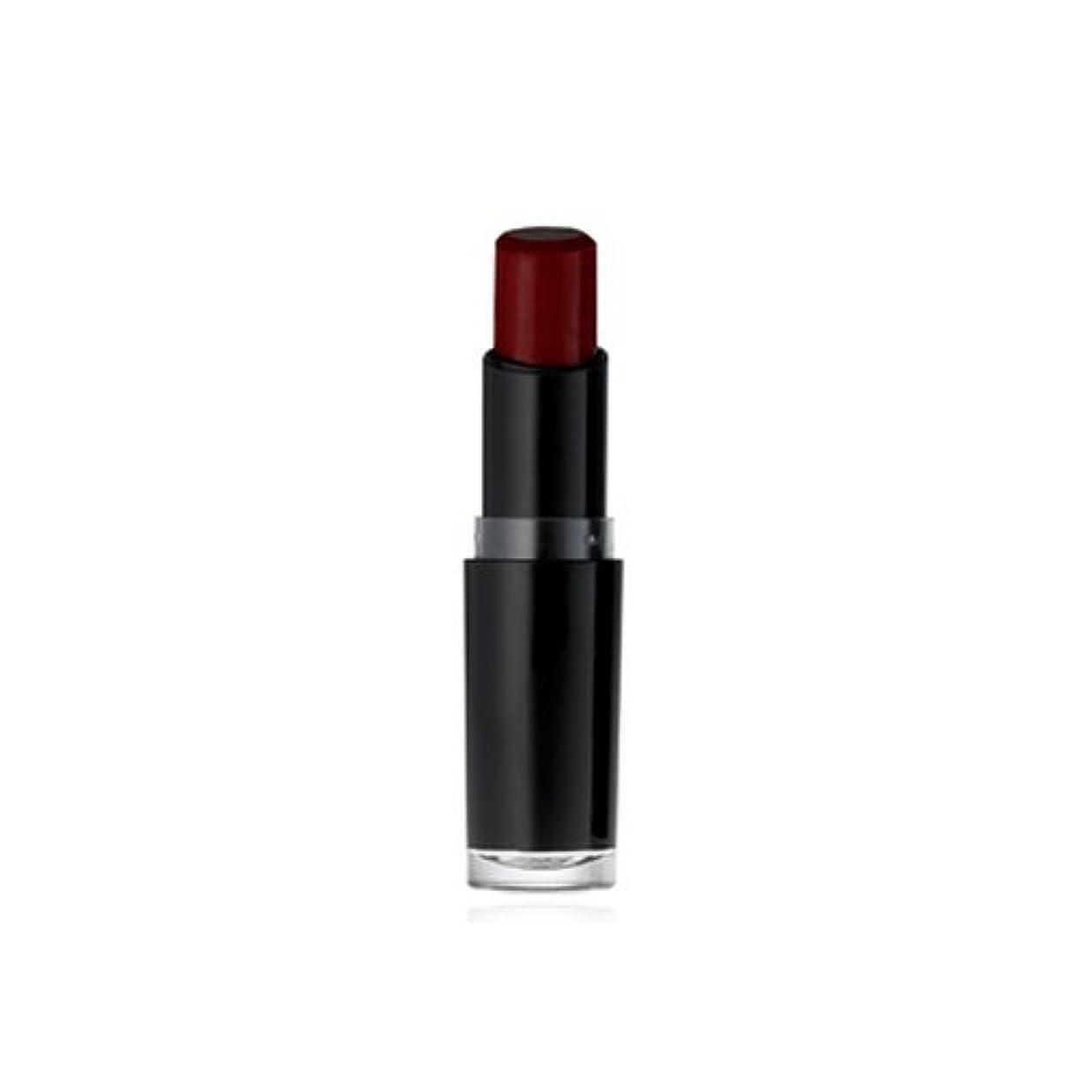 マートミリメートル災害(6 Pack) WET N WILD Mega Last Matte Lip Cover - Cherry Bomb (並行輸入品)