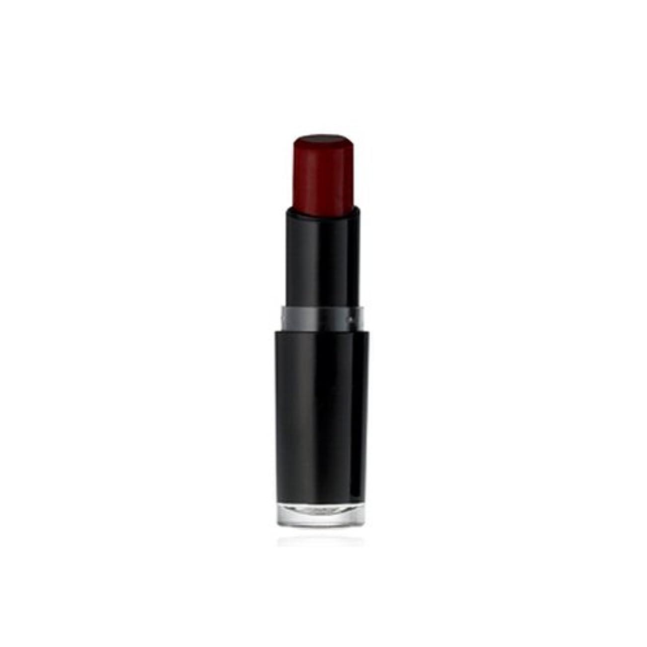 扱いやすい鋸歯状さびたWET N WILD Mega Last Matte Lip Cover - Cherry Bomb (並行輸入品)