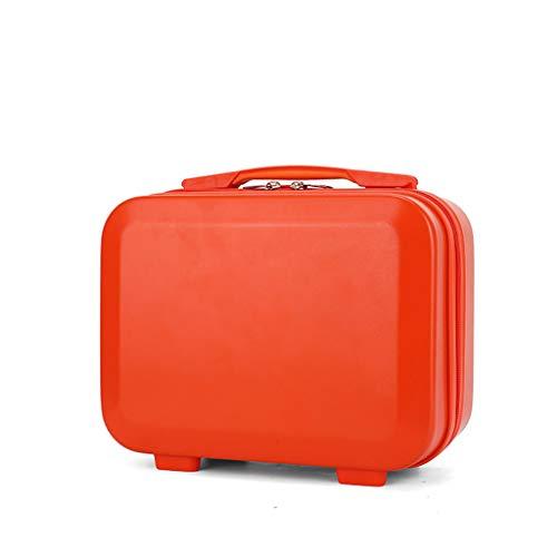 gszfsm001 - Mini equipaje de mano de viaje, cosmética especial para damas, pequeña maleta de maquillaje, portátil, multifunción, pequeña maleta