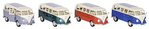 Volkswagen Bus T1 (1962). Spritzguss. 1:31