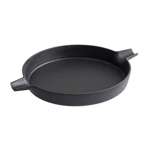 Tepro Guss-Pfanne-Einleger Hauptrost 57 cm Durchmesser (#8568) Grillrost, Metall, schwarz 31.7 x 31.7 x 3.5 cm