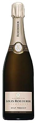 Louis Roederer Brut Premier Non Vintage Champagne 75 cl