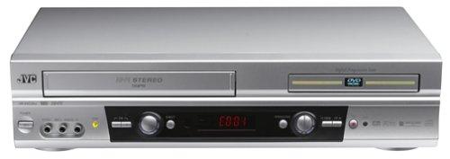 JVC HR-XVC25U Progressive-Scan DVD/Hi-Fi VCR Combo