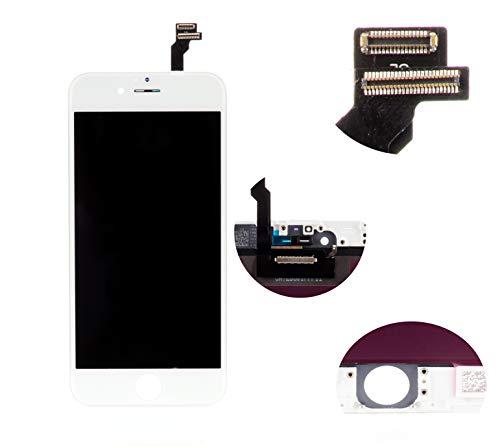 Pantalla LCD de repuesto para iPhone 6 de 4,7 pulgadas, color blanco