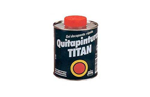 Titanlux - Gel decapante rápido- Quitapinturas plús, , 375
