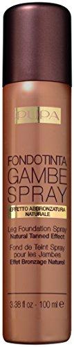 Pupa Fondotinta Spray Gambe O. S. Nr. 003 Dark - 100 ml