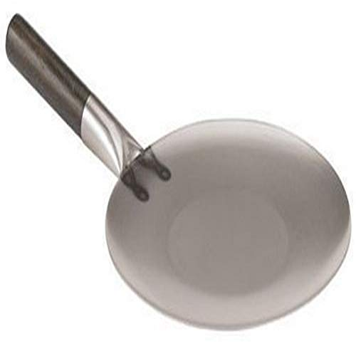 Paderno World Cuisine 11-inch stalen Tawa Pan