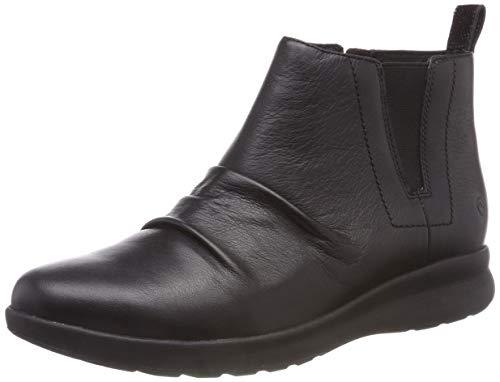 Clarks 26136847, korte pull-on-laarzen dames 42 EU