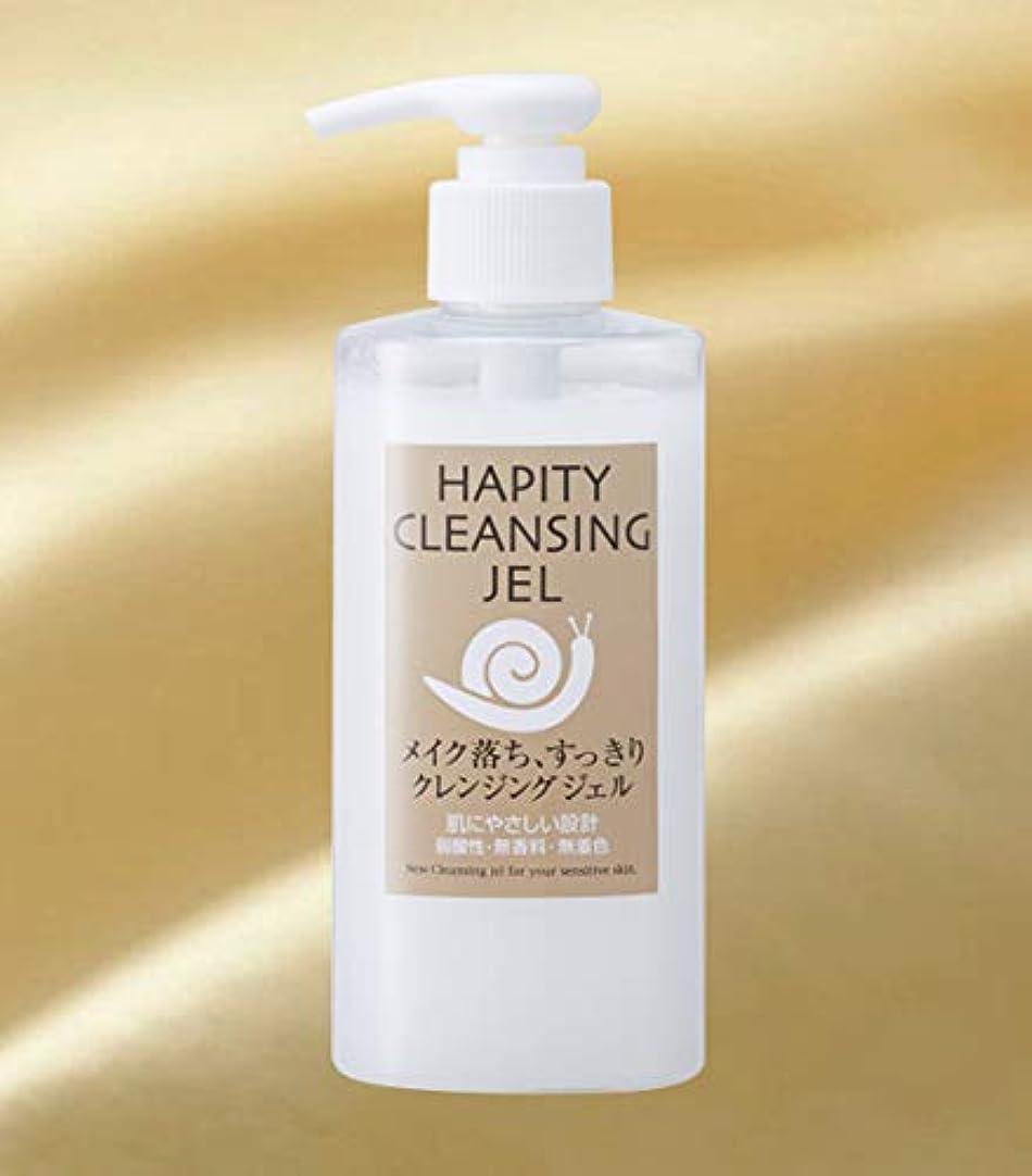 ナビゲーションフェミニンモットーハピティ クレンジングジェル (200g) Hapity Cleansing Jel
