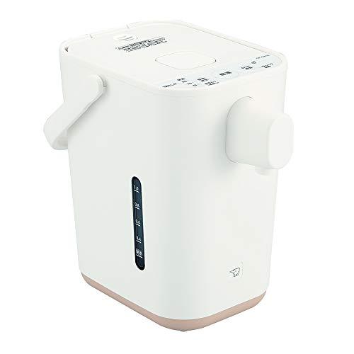象印 電気ポット 1.2L マイコン沸騰 STAN CP-CA12-WA ホワイト