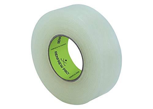 Renfrew Clear Polyflex Tape f. Stutzen Eishockey Shin pad Stutzentape 30m