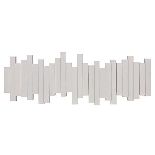 [アンブラ]Umbraコートハンガー5連スティックスマルチフックハンガーフックおしゃれ壁掛け318211-660ホワイトsticksmultihookWhiteインテリア[並行輸入品]