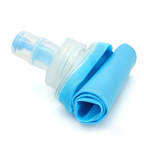 Formbelt [250ml / 350ml Trinkflasche für Laufgürtel und Rucksack Soft Flask Laufflasche Trinkbeutel | Laufen Fitness Wandern Radfahren Klettern - 5