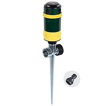 Melnor 65404AMZ 4-Pattern Turbo Rotary Sprinkler