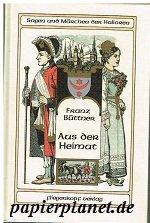 Aus der Heimat. Sagen und Märchen der Halloren, Nachdruck der Ausgabe von 1889 ; 3910147216