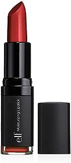e.l.f. Cosmetics Moisturizing Lipstick, Provides Vibrant Color and Luminous Shine, Red Carpet