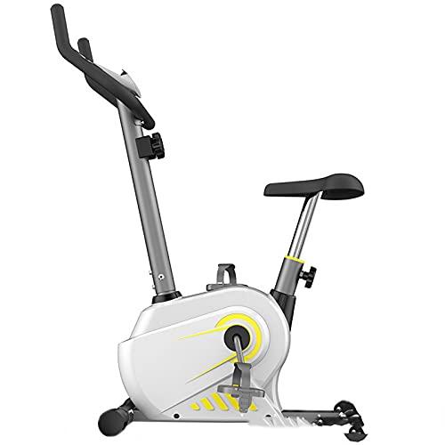 CJDM Fitness con Control magnético, Coche motorizado para Miembros Inferiores, Equipo de Fitness Interior para el hogar Giratorio, Empresa, Equipo de Entrenamiento de Gimnasio