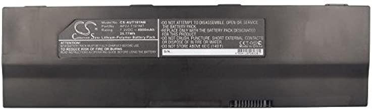 Cameron Sino 4900mAh/35.77Wh Li-Polymer High-Capacity Replacement Batteries for Asus Eee PC T101, Eee PC T101MT-EU17-BK, fits Asus AP22-T101MT