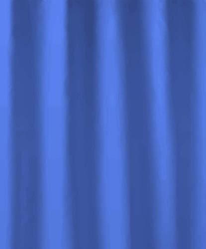 Kleine Wolke Duschvorhang, Polyester, krokusblau, 180 cm x 200 cm