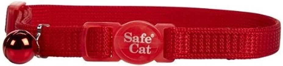 red cat collar