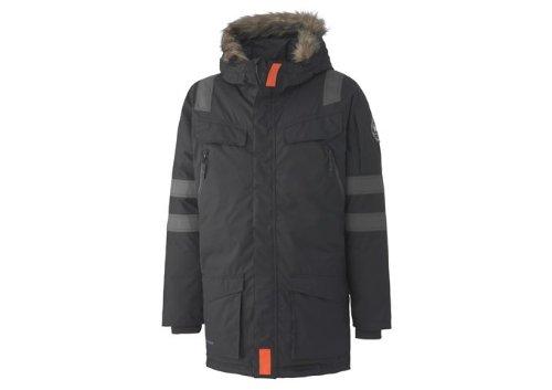 Helly Hansen Men's Boden Down Parka Winter Coat, Black, Medium