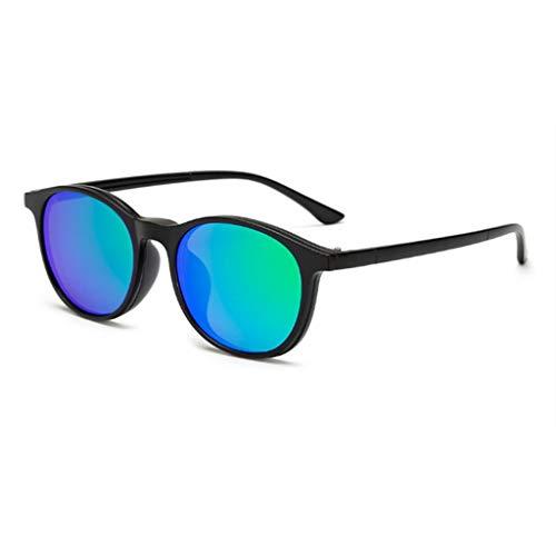 TR90 Ultra Light Dames Leesbril Zonnebril Roze Mode Zonnebril Vrouwen Kan Uitgerust worden met Bijziendheid Bril (Kleur : Groen, Maat : 2.0x)
