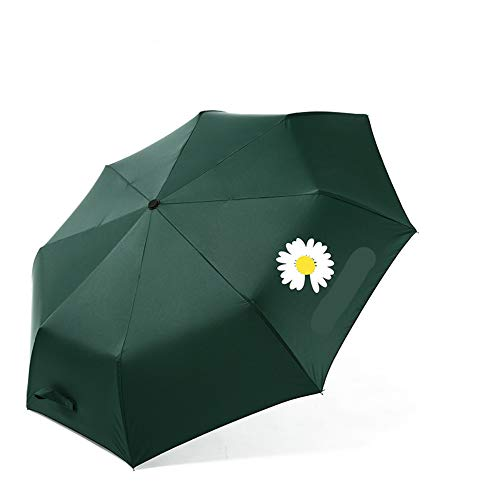 YYouRuiThe New Model of The Same Small Daisy Umbrella Automatic Umbrella Anti-Ultraviolet Sun Umbrella