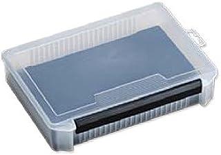 Clear 2682 255 x 190 x 60 mm Meiho Slit Form Case 3020NDDM