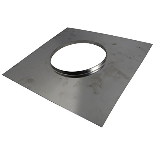 DURAVENT 6dfs-tp 6inchduraflex Top Teller aus der Accessoires aus Duraflex SS Serie, Edelstahl