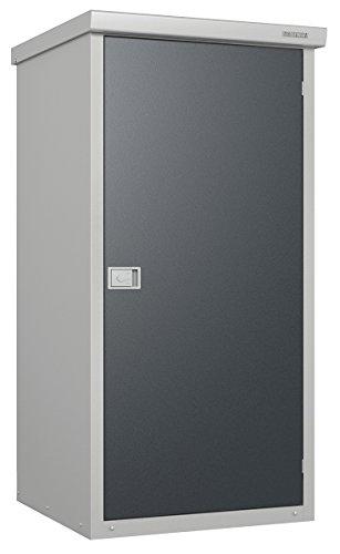 Trimetals Guardian D33 - Compact Garden Storage