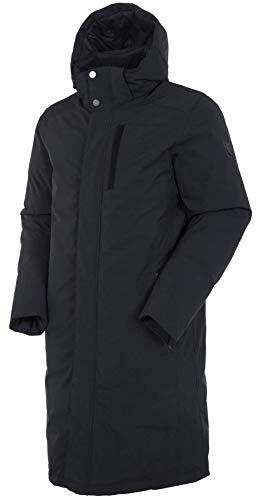 Sunice Sawyer Insulated Full Zip Men's Winter Jacket - ¾ Length Waterproof Coat