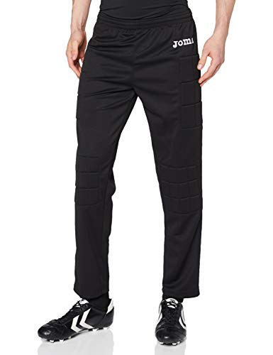 Joma Protec - Pantaloni da Portiere Unisex, Colore Nero Taglia M