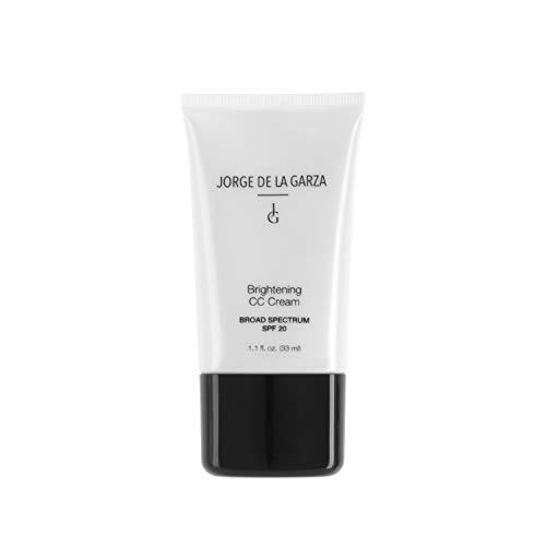 Jorge de la Garza Makeup CC-CREAM Crema correctora del color