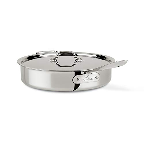 All-Clad 5-quart Stainless Steel Saute Pan