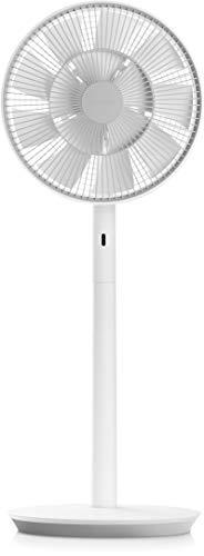 バルミューダ 省エネ 静音 リビング扇風機 The GreenFan(グリーンファン) | EGF-1700-WG(ホワイト×グレー)